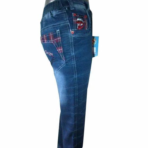 44e55642 Boys Denim Jeans - Boys Stretch Denim Jeans Manufacturer from Indore