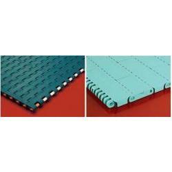 Solid Top Flat Top Modular Conveyor Belts