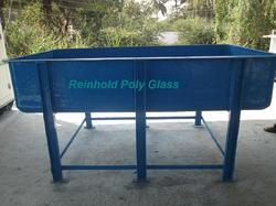 RPG Blue FRP Tank for Fisheries Cultivation