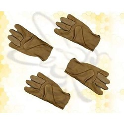 Bee Protective Leather Bee Gloves