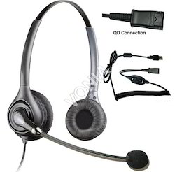 Call Center Noise Canceling  USB Headset