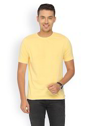 Mens Round Neck T- Shirts