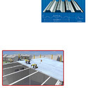 Decking Sheet for Construction