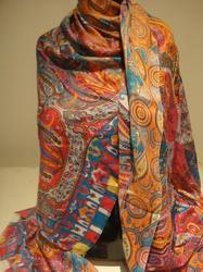 Stylish Silk Scarves