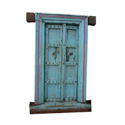 Old Architectural Door
