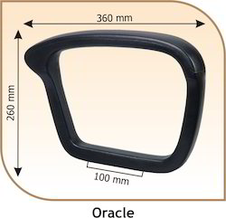 Oracle Oval Shaped Chair Handle