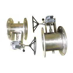 Steel Manual Valve, For Water Treatment