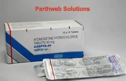 Axepta (Atomoxetine Hydrochloride Tablets)