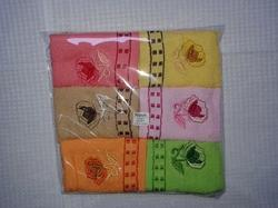 soft cotton towel hankies