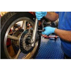 Motorcycle Repairing Services