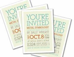 Invites Printing Service
