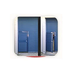 Rolling Shutter with Wicket Door  sc 1 st  IndiaMART & Rolling Shutter With Wicket Door - Super Rolling Shutters ...