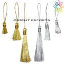Metallic Tassels