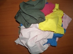 Color Wiping Cloth