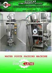 Liquid Packing Machine (Water Pouch Making Machine )