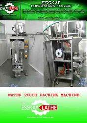 Pouch Packing Machine - Pneumatic Auger Filler Machine