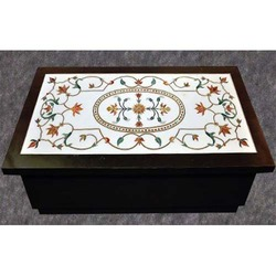 Semi Precious Stone Inlay