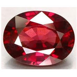 Ruby Gemstone Rose Cut Ruby Gemstone Exporter From Jaipur