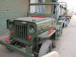 High Bonnet Jeep Modification Services