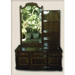 Dressing Table | Brass Wood Designers | Manufacturer In Paschim Vihar, New  Delhi | ID: 3639911473
