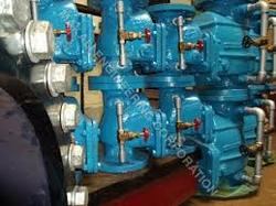 Check Valve With By Pass Arrangement