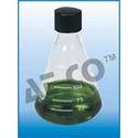 Conical Flask With Screw Cap & Liner