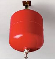 Ceiling Mounted Fire Extinguisher 10 KG ABC (MAP)
