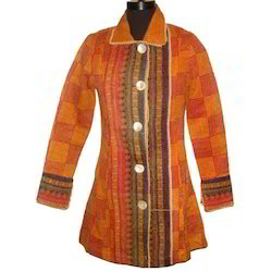 Burnt Orange Ladies Jacket