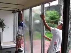 Installing Glass Services