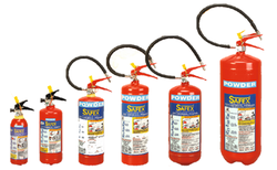 Powder Fire Extinguisher DCP 4KG