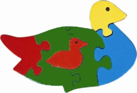 large jigsaw puzzle duck puzzles game rakesh marg ghaziabad