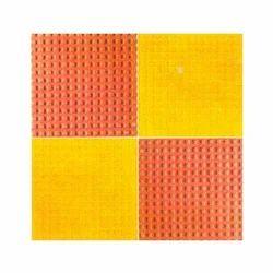 Cross Word Floor Tiles