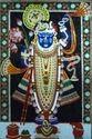 Glass Mosaic Shrinathji Mural, 4mm