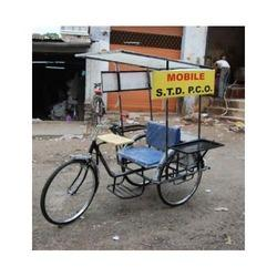 Mobile STD PCO Tricycle