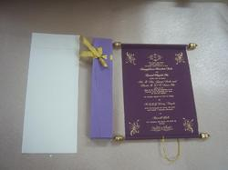 Invitations for Bar / Bat Mitzvah with Custom Printing