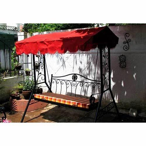 Garden Furniture Metal Powder Coated Swing Manufacturer From Pune