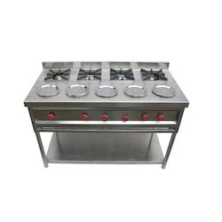Indian Gas Cooking Ranges