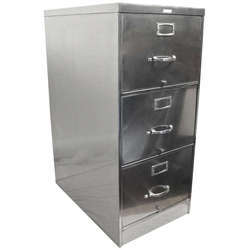 Stainless Steel File Cupboard