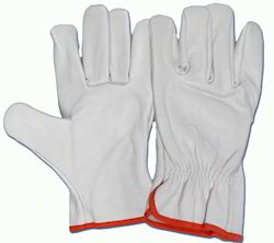 Grain Driving Gloves