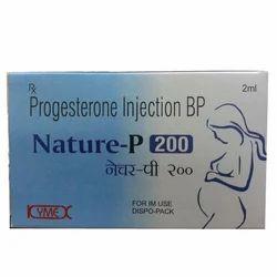 Progesterone Injection BP