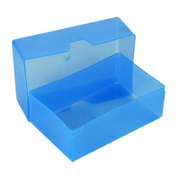 Plastic visiting card boxes for packaging of visiting cards 100 how it works colourmoves