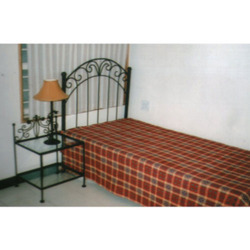 Metal Powder Coated Bed