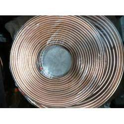 Copper Pancake Coil