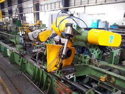 Fly Cut Double Shuttle Type With Cold Saw And Friction Saw
