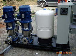 Hydro Pneumatic Booster Systems