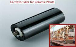 Ceramic Plants Conveyor Idler