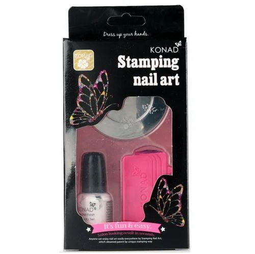 Stamping Nail Art Konad Nail Art Kits Sravi Enterprises Greater