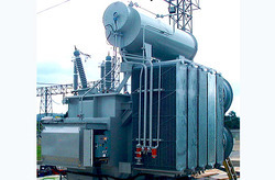 System And Two Winding Transformer
