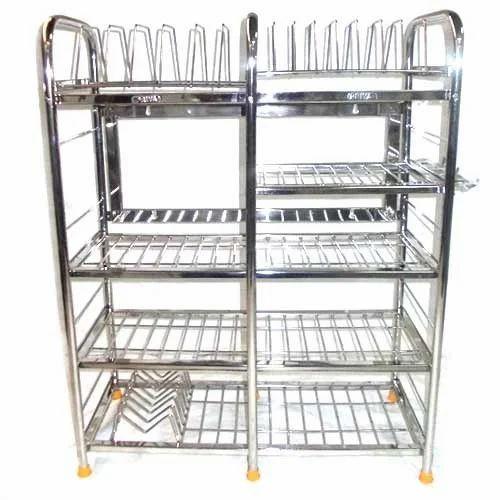 Utensils Steel Stand At Rs 2500 Piece Kitchen Storage