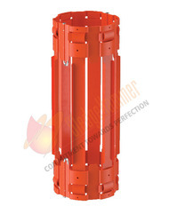 Hinged Non Welded Positive Bow Centralizer